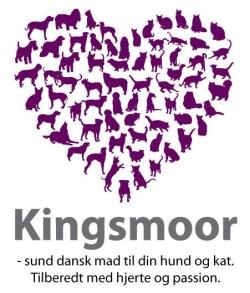 Kingsmoor hundefoder og kattefoder