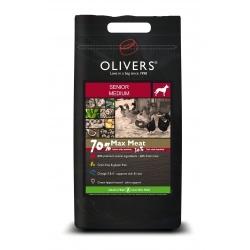 Max Meat kornfrit senior hundefoder - 70%