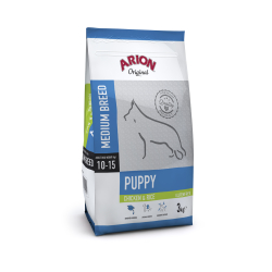 PUPPY MEDIUM HUNDEFODER