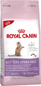 Kitten Sterilised