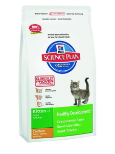 Kitten Healthy Developm kylling 400 g
