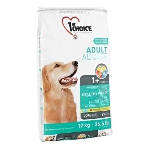 Light Diæt hundefoder, 12 kg.